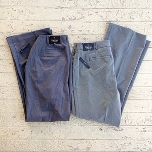 Two pairs worthington curvy fit trouser leg 12